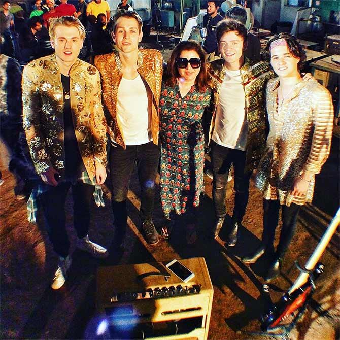 band movies 2016