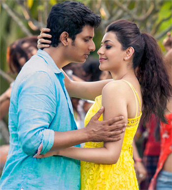 Current Bollywood News & Movies - Indian Movie Reviews, Hindi Music & Gossip - Review: Kavalai Vendam is a fun film