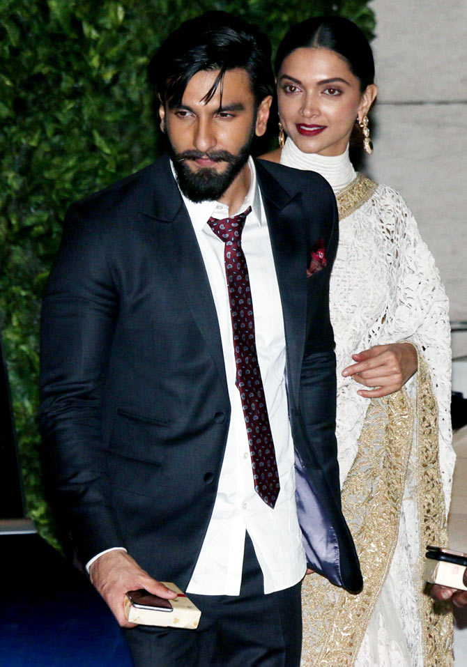 Current Bollywood News & Movies - Indian Movie Reviews, Hindi Music & Gossip - G-8 kind of security for DeepVeer wedding!