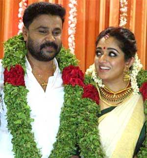 Current Bollywood News & Movies - Indian Movie Reviews, Hindi Music & Gossip - Video: Dileep-Kavya Madhavan get married