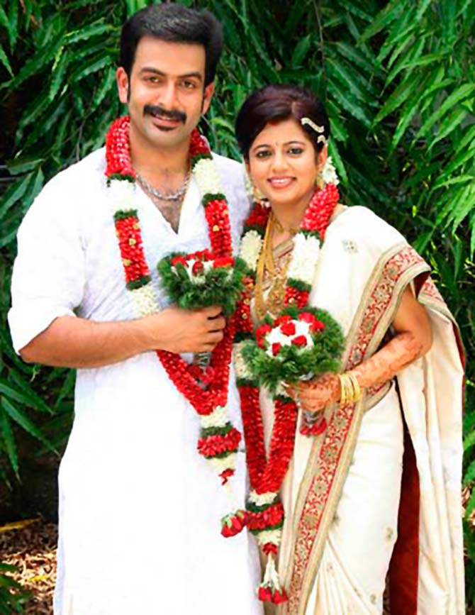 His Sister In Law Poornima Indrajith Of Meghamalhar Fame Is A Successful Actress