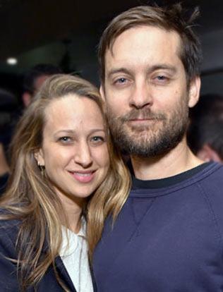 Tobey Maguire, wife Jennifer Meyer part ways
