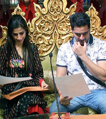 Current Bollywood News & Movies - Indian Movie Reviews, Hindi Music & Gossip - Bigg Boss 10: Karan Mehra gets emotional, and more drama!