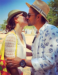 Current Bollywood News & Movies - Indian Movie Reviews, Hindi Music & Gossip - PIX: Soha-Kunal's 'sun-kissed' Croatian holiday