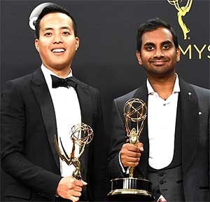 Current Bollywood News & Movies - Indian Movie Reviews, Hindi Music & Gossip - Emmy 2016: Aziz Ansari wins his first, Games of Thrones wins big