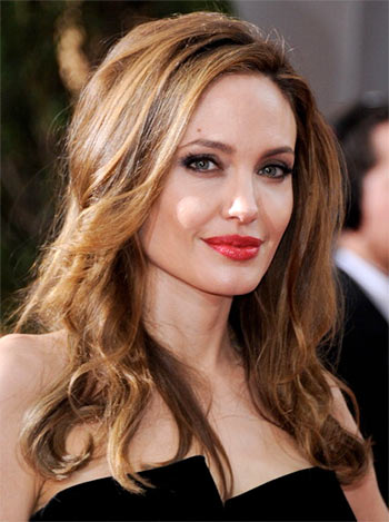 The men (and woman) in Angelina Jolie's love life