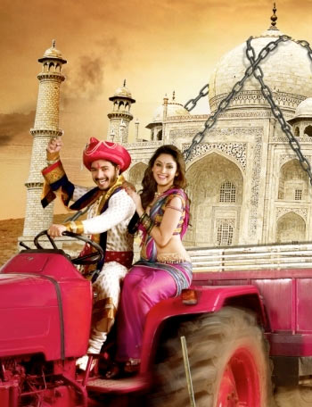 Current Bollywood News & Movies - Indian Movie Reviews, Hindi Music & Gossip - Review: Wah Taj is an amateur attempt at satire