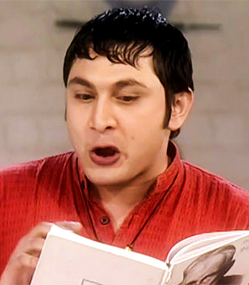Current Bollywood News & Movies - Indian Movie Reviews, Hindi Music & Gossip - Remember Rosesh's Poems in Sarabhai vs Sarabhai?