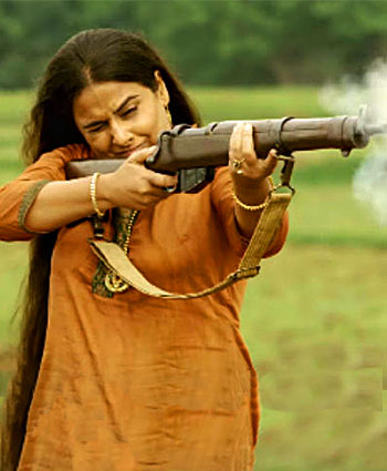 Current Bollywood News & Movies - Indian Movie Reviews, Hindi Music & Gossip - Review: Even Vidya Balan cannot rescue Begum Jaan