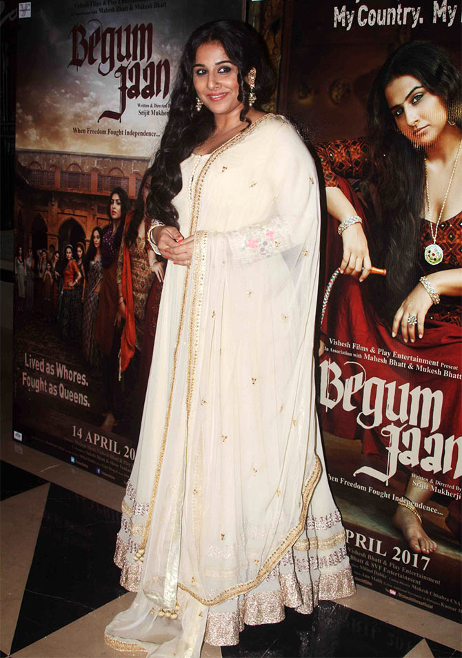 Begum Jaan Movie In Hindi