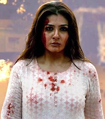 Maatr Review: Raveena Shines In A Shoddy Revenge Saga
