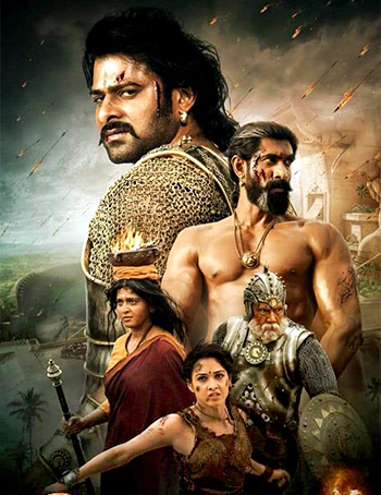 Current Bollywood News & Movies - Indian Movie Reviews, Hindi Music & Gossip - Review: Baahubali continues its love for grandiloquence and magnitude