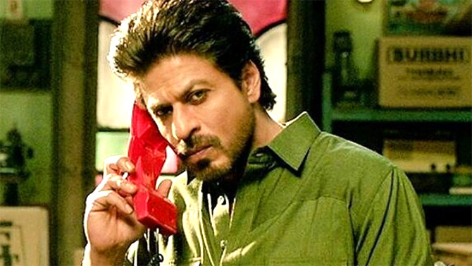3d5bcdb9ef Which was the last good SRK film you watched  - Rediff.com Movies