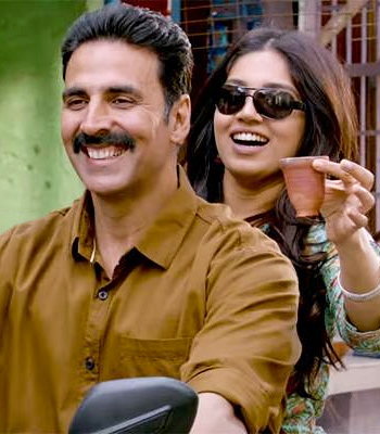Current Bollywood News & Movies - Indian Movie Reviews, Hindi Music & Gossip - Review: Toilet: Ek Prem Katha isn't clever enough