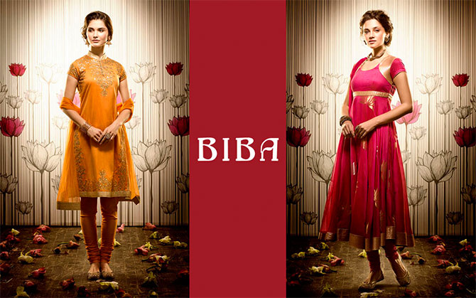 Biba women's fashion goes global. Photo: Kind courtesy Biba