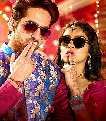 Current Bollywood News & Movies - Indian Movie Reviews, Hindi Music & Gossip - Review: Shubh Mangal Saavdhan is a winner all the way!