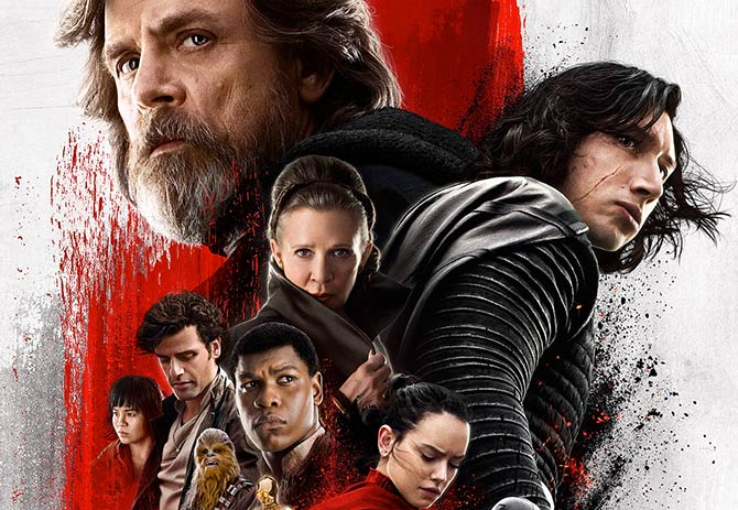 Current Bollywood News & Movies - Indian Movie Reviews, Hindi Music & Gossip - Review: Star Wars: The Last Jedi is glorious