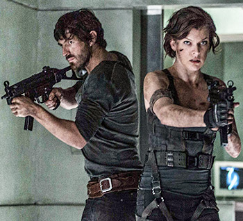 The Resident Evil: The Final Chapter Contest: Win COOL