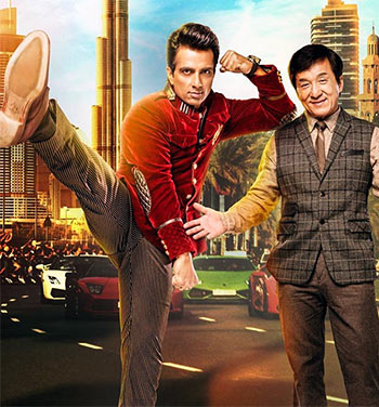 Current Bollywood News & Movies - Indian Movie Reviews, Hindi Music & Gossip - Kung Fu Yoga Review: Not a combination you want to try
