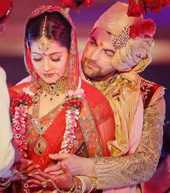 Current Bollywood News & Movies - Indian Movie Reviews, Hindi Music & Gossip - PHOTOS: Inside Neil Nitin Mukesh's wedding