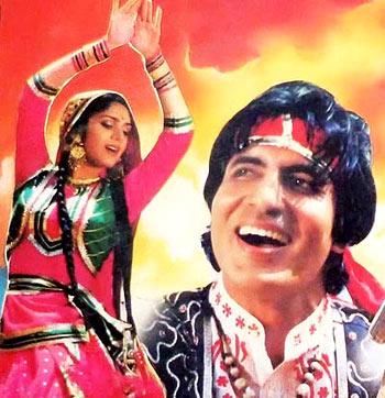 Current Bollywood News & Movies - Indian Movie Reviews, Hindi Music & Gossip - Quiz: Who plays Gangaa in Gangaa Jamunaa Saraswati?