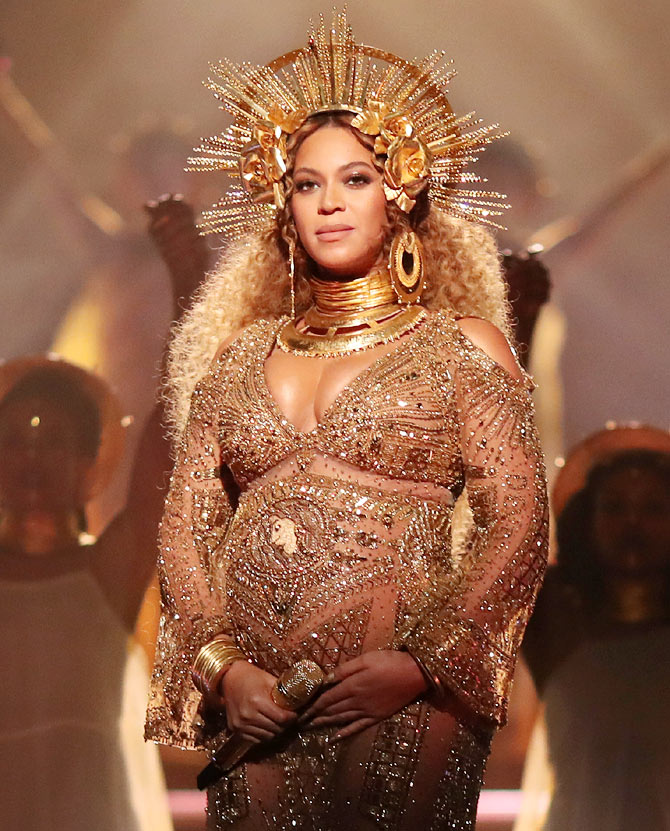 Current Bollywood News & Movies - Indian Movie Reviews, Hindi Music & Gossip - PIX: Beyonce, Adele, Lady Gaga at the Grammys