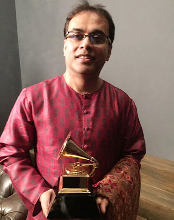Current Bollywood News & Movies - Indian Movie Reviews, Hindi Music & Gossip - 'I am very proud of the Grammy, but...'