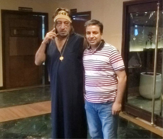 Current Bollywood News & Movies - Indian Movie Reviews, Hindi Music & Gossip - Spotted: Shakti Kapoor in Bhubaneswar