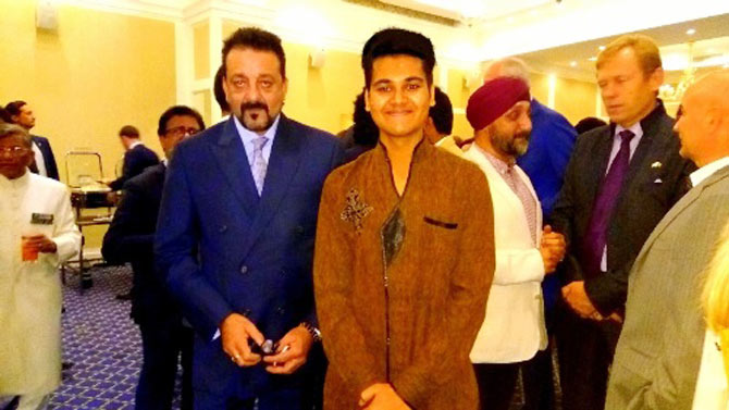 Current Bollywood News & Movies - Indian Movie Reviews, Hindi Music & Gossip - Spotted: Sanjay Dutt in Lithuania