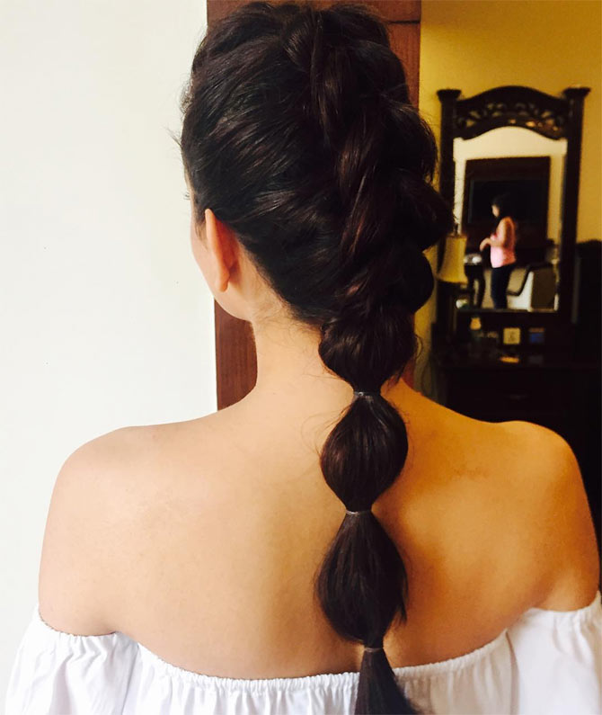 Current Bollywood News & Movies - Indian Movie Reviews, Hindi Music & Gossip - Guess who this actress is!
