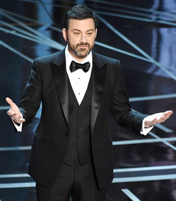 Oscars 2017: Like host Jimmy Kimmel? VOTE!