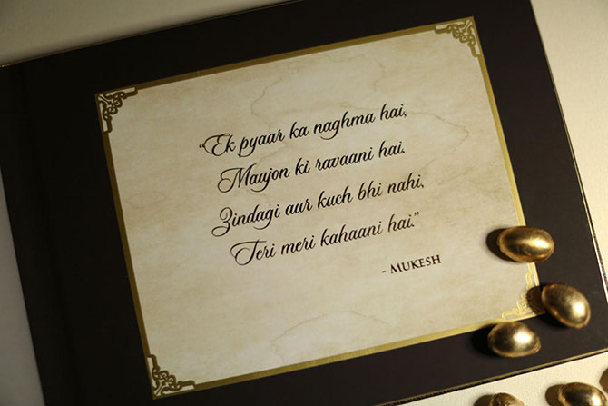 Neil Nitin Mukesh sends out his wedding invites Rediffcom Movies