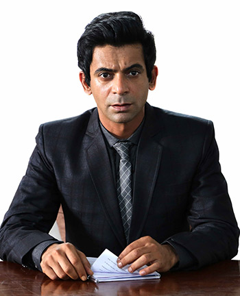 Sunil Grover in Coffee With D
