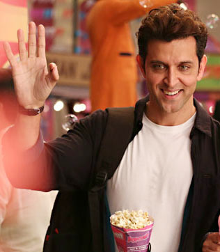 Current Bollywood News & Movies - Indian Movie Reviews, Hindi Music & Gossip - Kaabil Review: It's all about Hrithik!