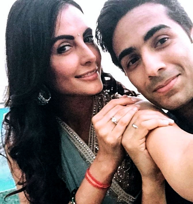 Current Bollywood News & Movies - Indian Movie Reviews, Hindi Music & Gossip - Former Bigg Boss contestant Mandana gets married