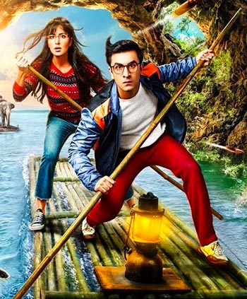 Current Bollywood News & Movies - Indian Movie Reviews, Hindi Music & Gossip - Jagga Jasoos Review: Ranbir-Katrina's breezy, breakneck adventure