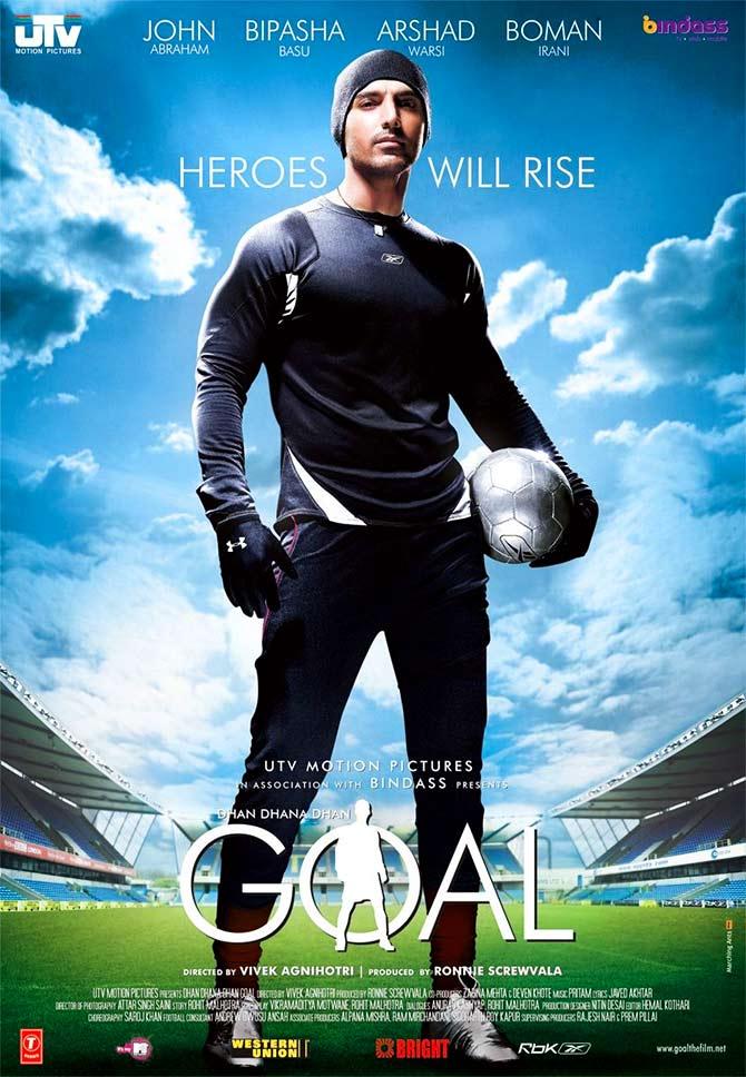Goal movie john