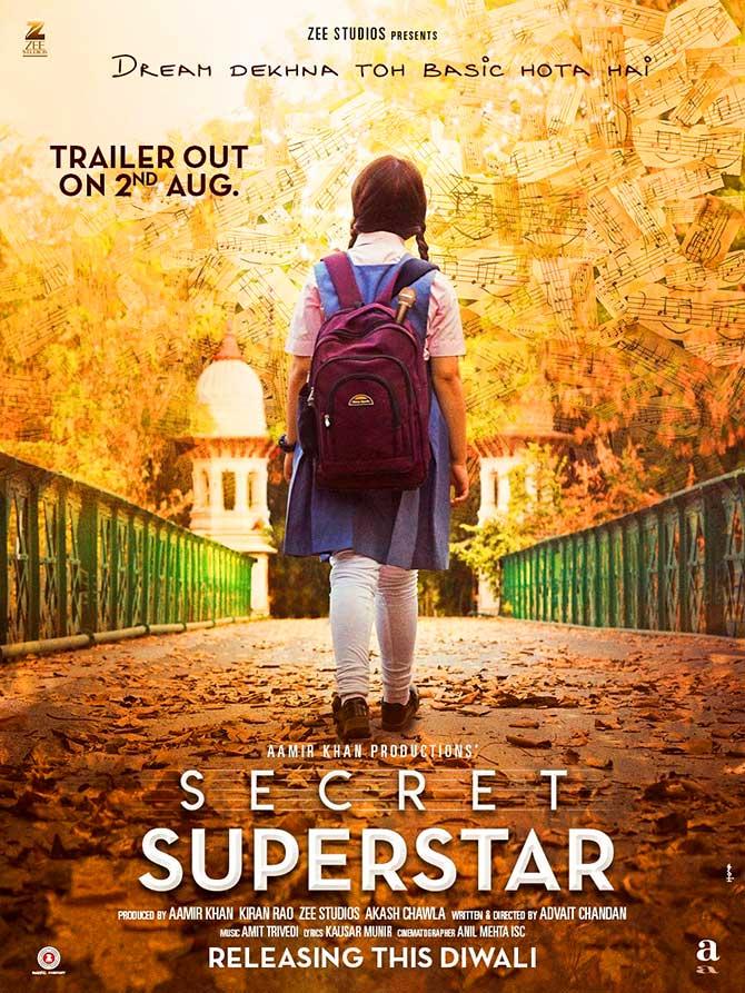 SECRET SUPERSTAR (2017) con AAMIR KHAN + Jukebox + Online Español 31secret-superstar