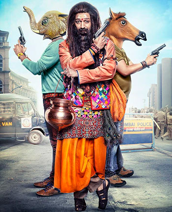 Current Bollywood News & Movies - Indian Movie Reviews, Hindi Music & Gossip - Bank Chor Review: A drab circus of laughs and thrills