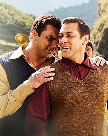 Current Bollywood News & Movies - Indian Movie Reviews, Hindi Music & Gossip - Tubelight Review: Salman doesn't seem to be having fun