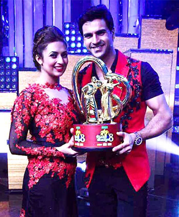Current Bollywood News & Movies - Indian Movie Reviews, Hindi Music & Gossip - Here's why the Nach Baliye win is so special for Divyanka-Vivek