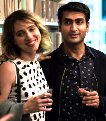 Current Bollywood News & Movies - Indian Movie Reviews, Hindi Music & Gossip - Review: The Big Sick is a heartwarming film