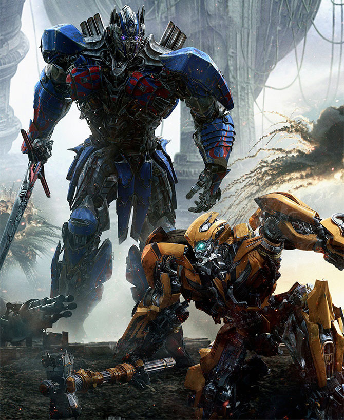 Current Bollywood News & Movies - Indian Movie Reviews, Hindi Music & Gossip - Transformers: The Last Knight Review: What a mess!