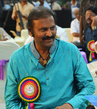 Current Bollywood News & Movies - Indian Movie Reviews, Hindi Music & Gossip - PIX: Mohan Babu's birthday celebrations