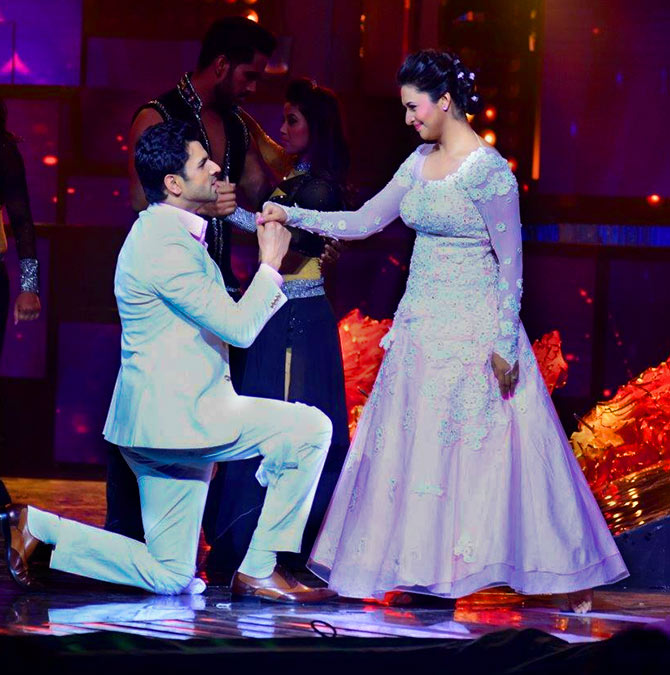 Aashka Brent Goble S Dreamy Wedding Pictures Bandagi: Meet The Nach Baliye 8 Contestants