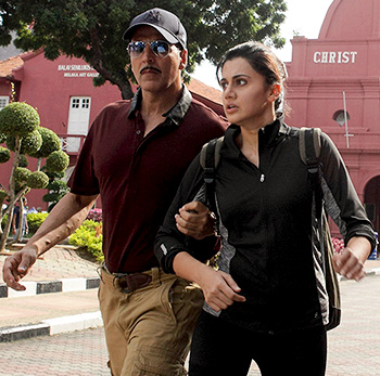 Current Bollywood News & Movies - Indian Movie Reviews, Hindi Music & Gossip - Review: Watch Naam Shabana for Taapsee Pannu