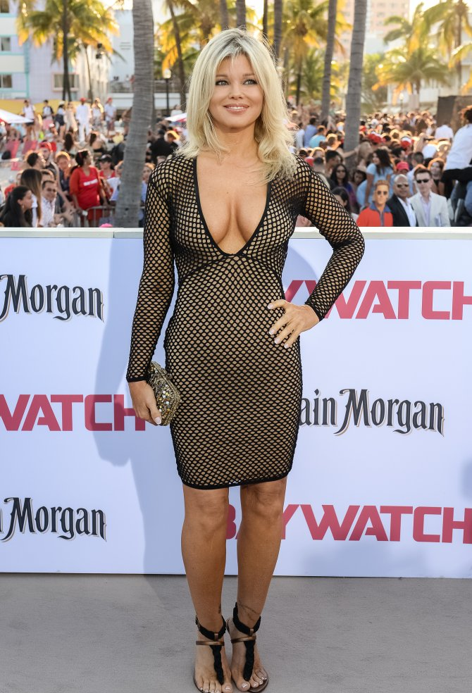 Pam anderson the girls next door 7