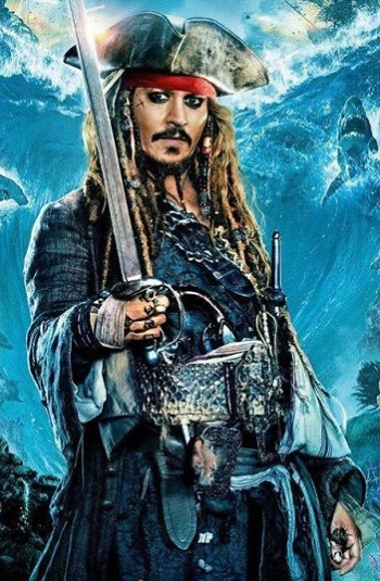 Current Bollywood News & Movies - Indian Movie Reviews, Hindi Music & Gossip - Pirates of the Caribbean 5: Seasickness guaranteed