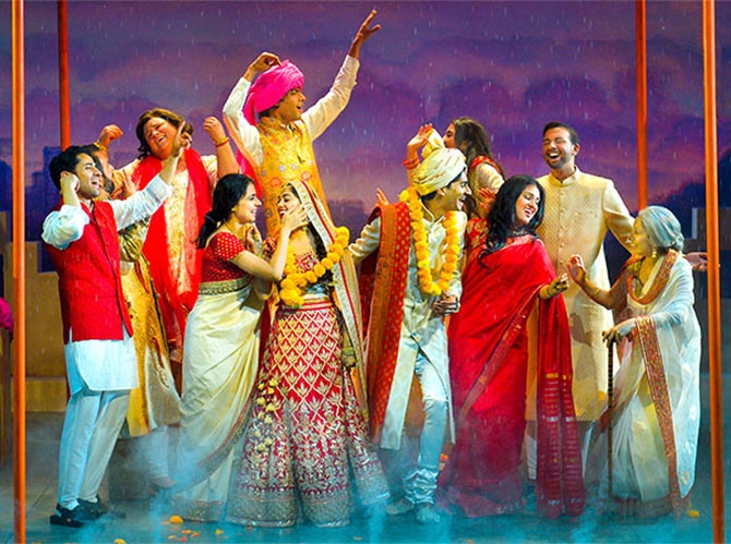 Monsoon Wedding musical