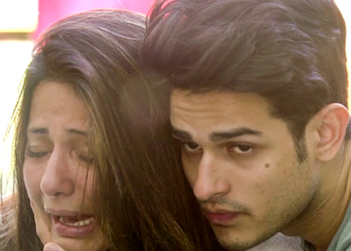 Hina and Priyank